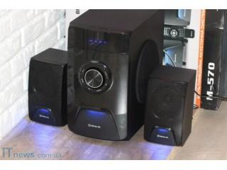 ITnews - REAL-EL M-570: твоя первая домашняя система караоке!