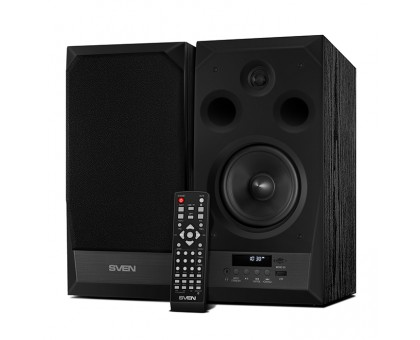 Колонки 2.0 SVEN MC-20 black Bluetooth