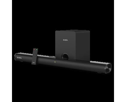 Канальна звукова панель (саундбар) 2.1 SVEN SB-2150A з бездротовим сабвуфером