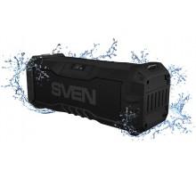 Колонка SVEN PS-430 Black (bluetooth) влагозащищенная