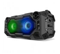 Колонка SVEN PS-500 Black (bluetooth, подсветка, караоке)