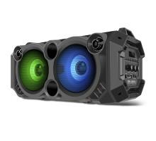 Колонка SVEN PS-550 Black (bluetooth, подсветка, караоке)