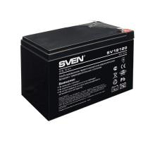 Аккумуляторная батарея SVEN SV12120 (12V 12Ah)