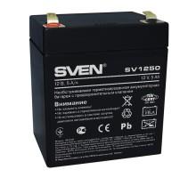 Аккумуляторная батарея SVEN SV1250 (12V 5Ah)