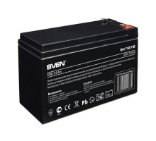 Аккумуляторная батарея SVEN SV1272 (12V 7,2Ah)