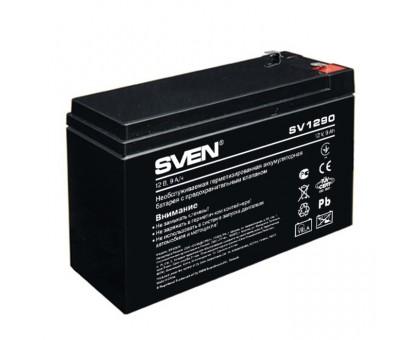 Аккумуляторная батарея SVEN SV1290 (12V 9Ah)