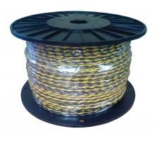 Кабель акустический плетенный SVEN SA0-0107 (6.5мм, OFC) 100м. (РАСПРОДАЖА)