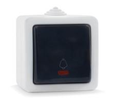 Кнопка звонка SVEN SE-72014L-B с индикатором