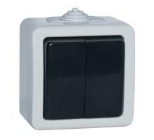Выключатель SVEN SE-72015 двойной