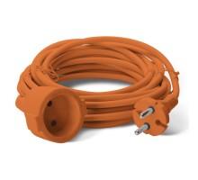 Удлинитель SVEN Elongator-2G-20м orange