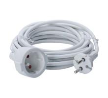 Удлинитель SVEN Elongator 2G-5м 1 розетка 5 метров белый