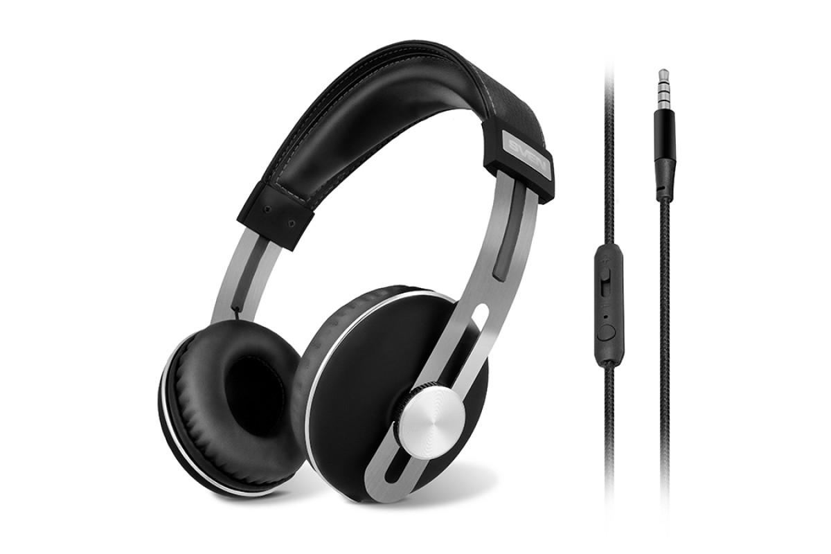 Наушники SVEN AP-750MV с микрофоном 4pin купить в магазине SVEN Shop 1fd430548f379