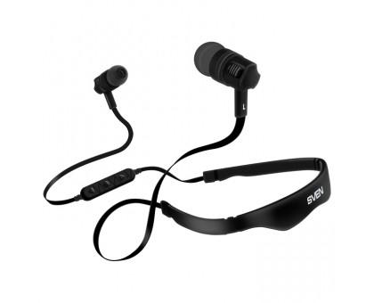 Наушники SVEN E-215B с микрофоном (Bluetooth)
