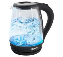 Чайник электрический SVEN KT-G1806 прозрачный (1,8 л.)