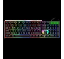 Клавиатура SVEN KB-G8000 игровая с подсветкой черная