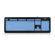 Клавиатура SVEN KB-C7300EL USB с подсветкой