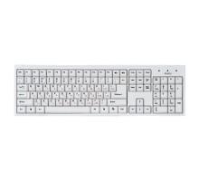 Клавиатура SVEN Standard 303 USB белая