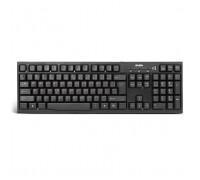 Клавиатура SVEN Standard 304 USB+HUB черная