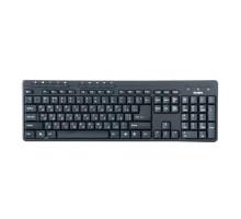 Клавиатура SVEN Standard 307M USB черная