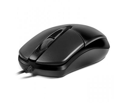 Мышка SVEN RX-112 USB черная УЦЕНКА