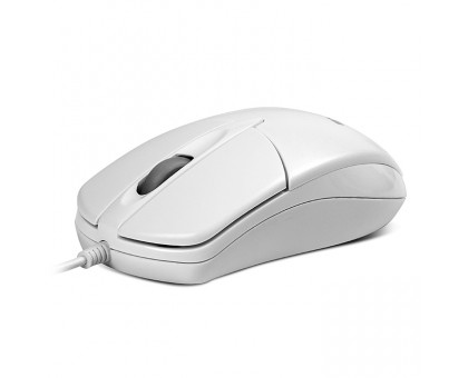 Мышка SVEN RX-112 USB белая