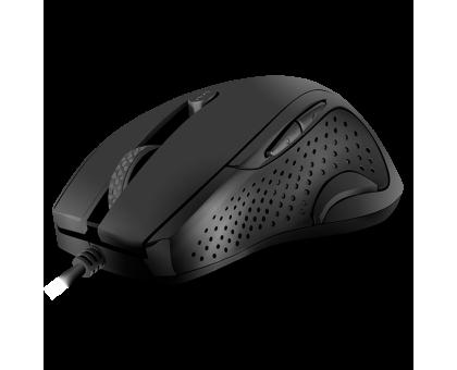 Мышка SVEN RX-113 USB черная