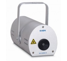 Световой лазер SVEN DY-1030/2, заливной красный+зелёный (РАСПРОДАЖА)