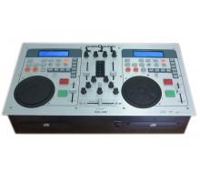CD-проигрыватель SVEN CDJ-200 DOUBLE  (РАСПРОДАЖА)