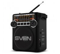 Портативный радиоприемник SVEN SRP-355 черный