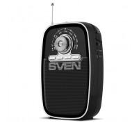 Портативный радиоприемник SVEN SRP-445 черный