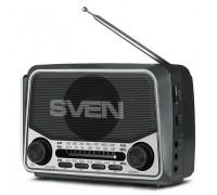 Портативный радиоприемник SVEN SRP-525 серый