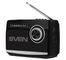 Портативный радиоприемник SVEN SRP-535 черный