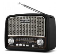 Портативный радиоприемник SVEN SRP-555 black-silver