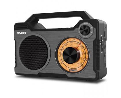 Портативний радіоприймач SVEN SRP-755 чорний