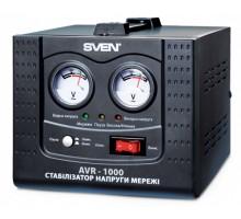 Стабилизатор напряжения SVEN AVR-1000 (УЦЕНКА)