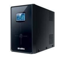 ИБП UPS SVEN Pro+ 1500 (LCD, USB)