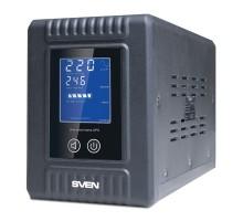 ИБП UPS SVEN Reserve Home-500 Синусоида