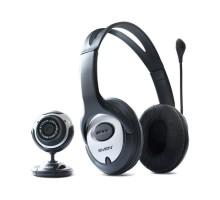 Веб-камера з гарнітурою SVEN ICH-7900 (УЦІНКА)
