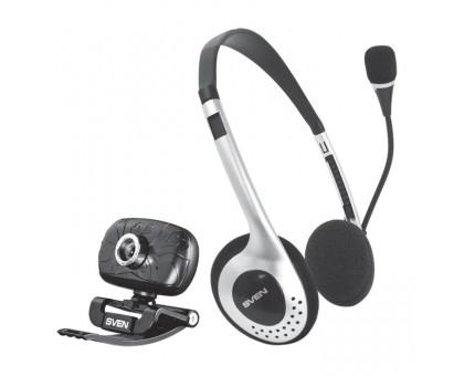Веб-камера с гарнитурой SVEN ICH-3500