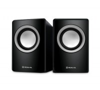 Колонки 2.0 REAL-EL S-215 black