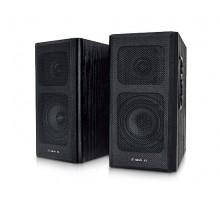 Колонки 2.0 REAL-EL S-250 black