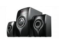 Колонки 2.1 REAL-EL M-370 Bluetooth (44Вт) black УЦІНКА