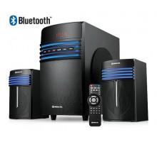 Колонки 2.1 REAL-EL M-540 Bluetooth (58Вт) black