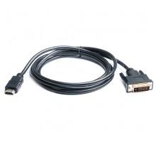 Кабель REAL-EL HDMI-DVI M-M 1.8m