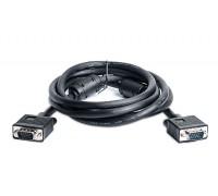 Кабель REAL-EL VGA HD15M-VGA HD15M Pro 1.8m black