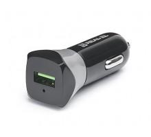Зарядное устройство REAL-EL CA-30 USB автомобильное Quick Charge 3