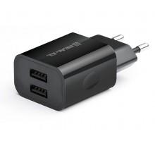 Зарядное устройство REAL-EL CH-210 USB (2 х USB)