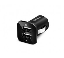 Зарядное устройство REAL-EL CA-22 USB автомобильное