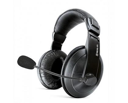 Наушники REAL-EL GD-750MV с микрофоном