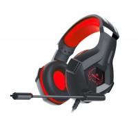 Наушники REAL-EL GDX-7575 игровые с микрофоном 4pin + PC